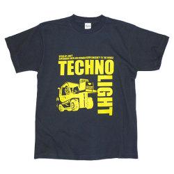 テクノライトTシャツフロント