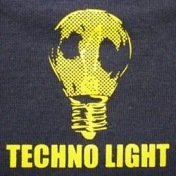 テクノライトTシャツバックプリント