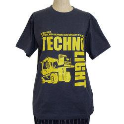 テクノライトレディースTシャツフロント