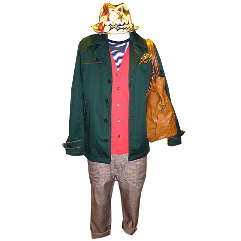 Tシャツ店頭ディスプレイ16